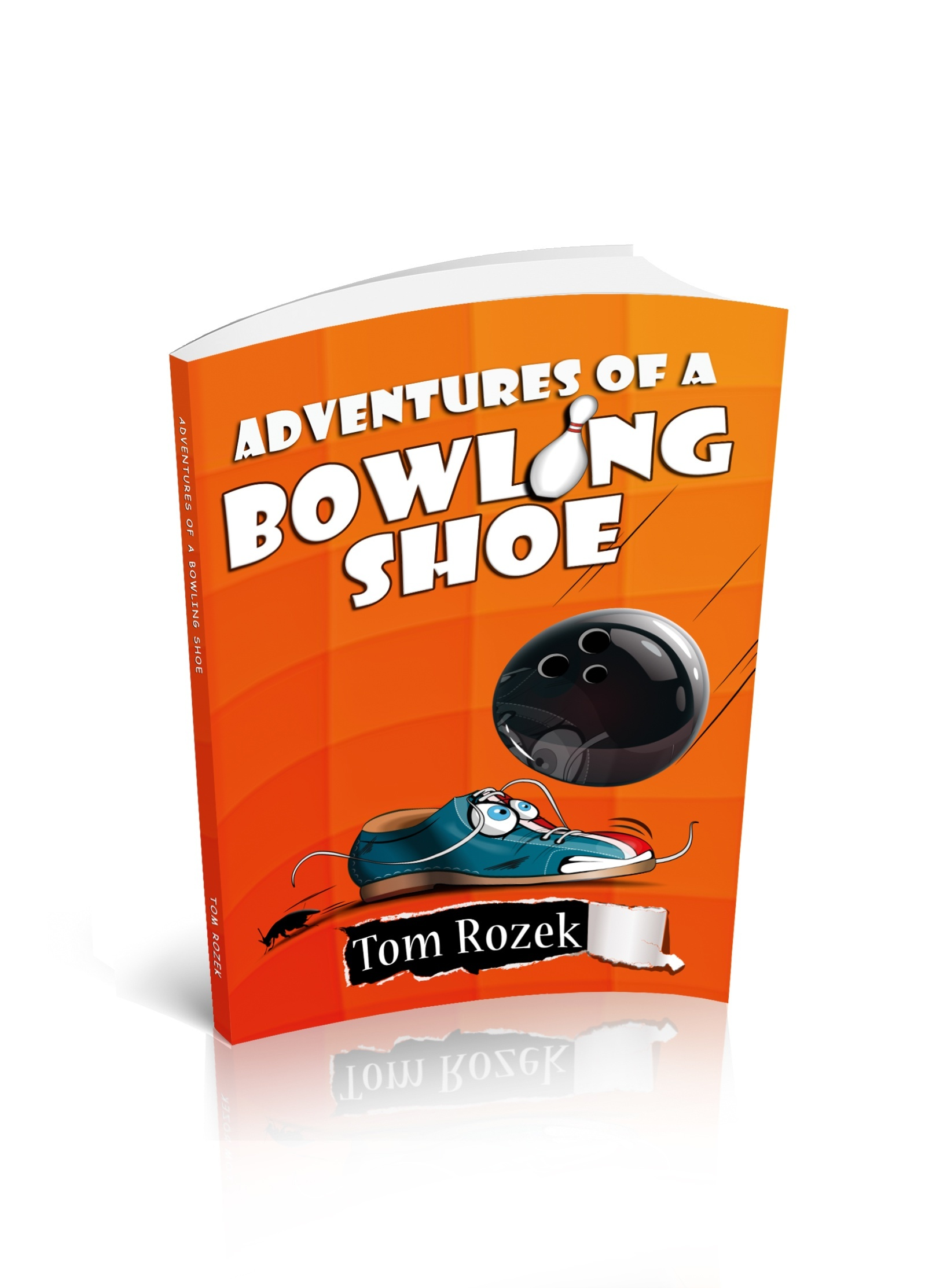 Adventures of a Bowling Shoe